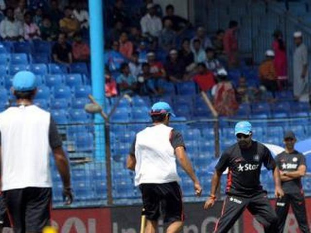 Team India_Practise Session_Australia_