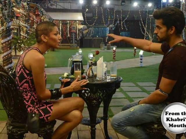 Bigg Boss 8: Diandra in the house!