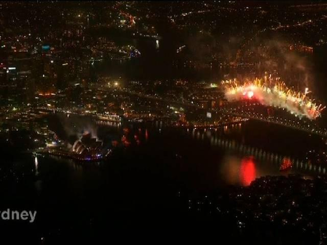 Welcome 2015 in New Zealand