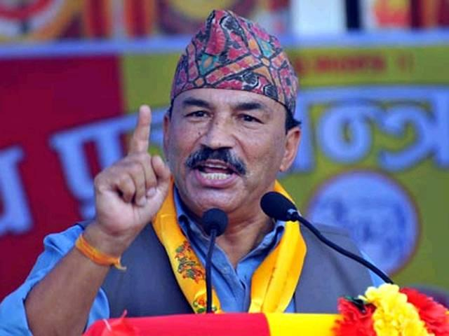 Nepal party demands country's return to Hindu nation