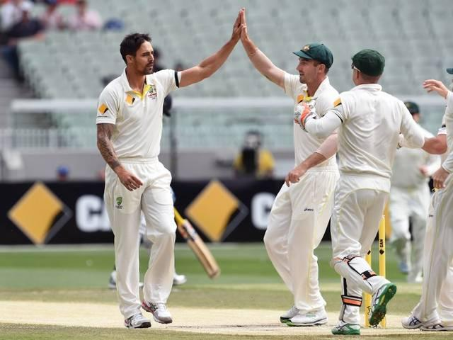 Mitchell Johnson ruled out of final Test against India