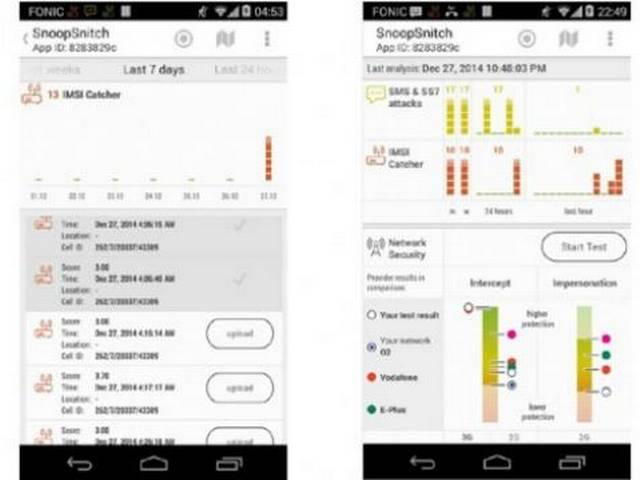 Is someone stalking you? SnoopSnitch app will keep a track for you