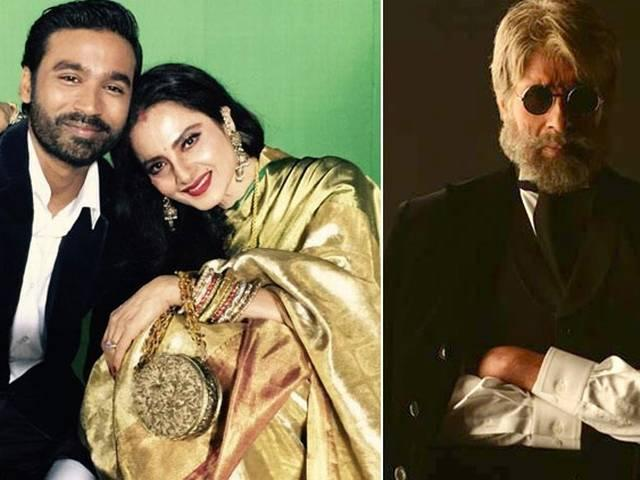In Shamitabh, Amitabh Bachchan and Rekha Have No Scenes Together