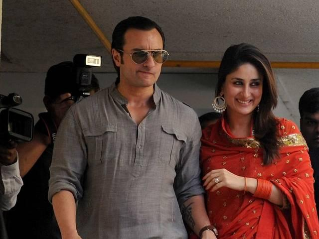 Saif Ali Khan on Kareena mofph photo- It's ridiculous and not surprising