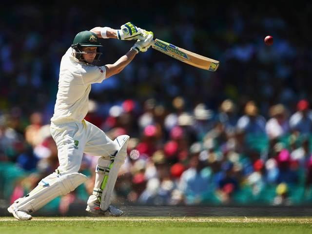 Smith betters Bradman's India record
