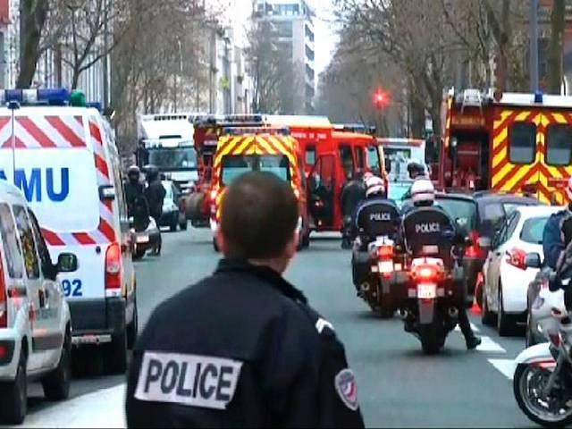 paris operation