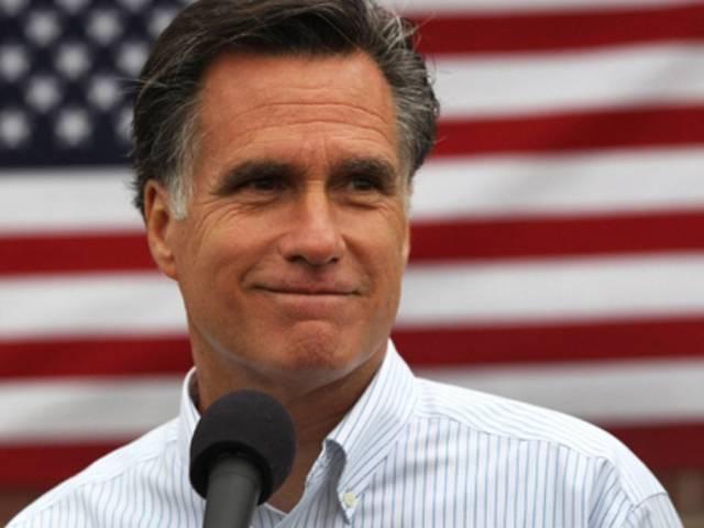 Mitt Romney Says He's Considering a 2016 Presidential Run