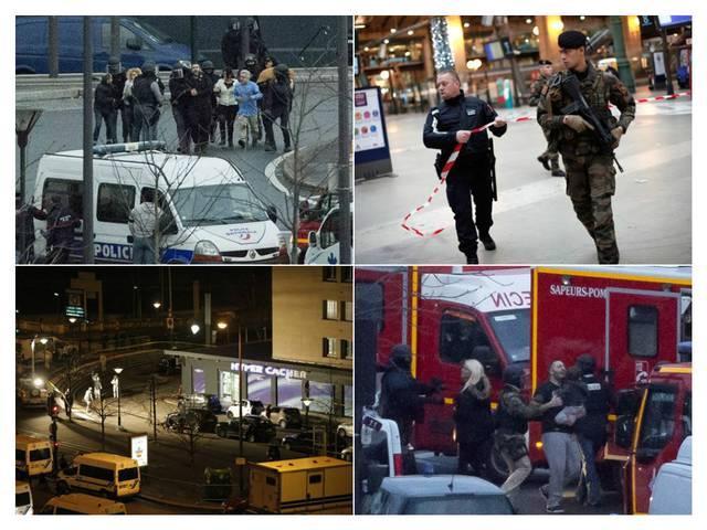 muslim man imerge as a hero in paris shooting