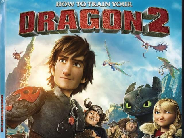 Golden Globe: 'How To Train Your Dragon 2' awarded best animation film