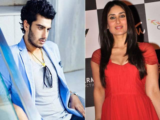Arjun kapoor view about Kareena kapoor's poster used for Love Jihad