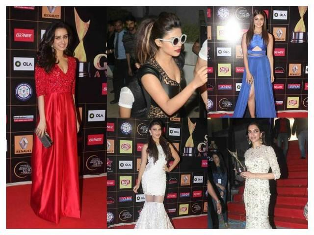 Stars sizzle at Renault Star Guild Awards 2015