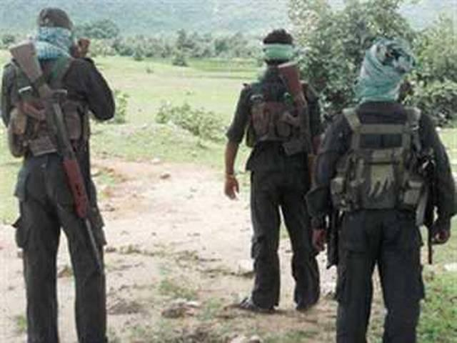 four alleged naxals arrested in bihar
