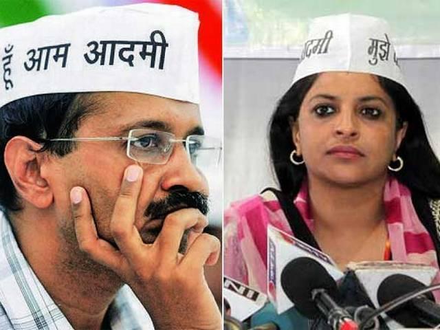 Shazia Ilmi_Arvind Kejriwal_New Delhi Seat_Delhi Election_BJP _AAP_