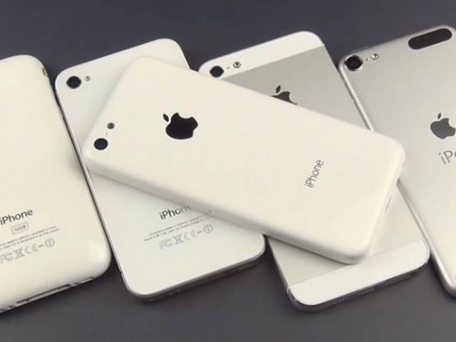 apple lowers the price of i phone 5c