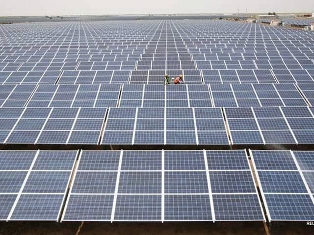 Solar, wind power to become cheapest energy source in Asia