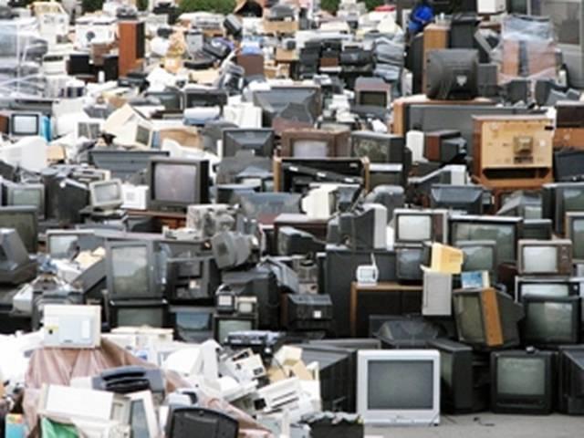 ई-कचरे का डंपिंग क्षेत्र बन रहे एनसीआर : एसोचैम सर्वे