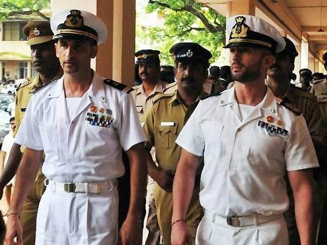 India disapproves European Parliament resolution on Italian marines