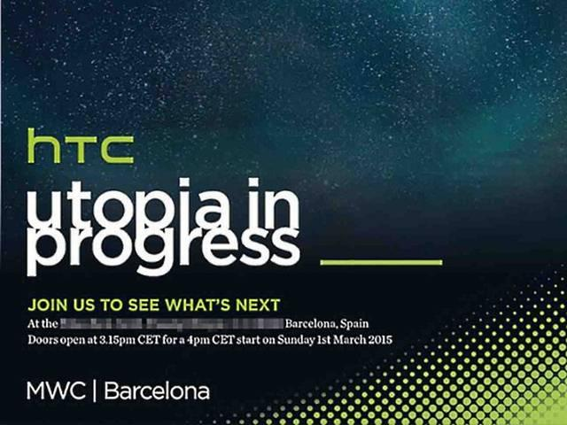 HTC One (M9) aka HTC Hima Launch Expected at March 1 Pre-MWC Event