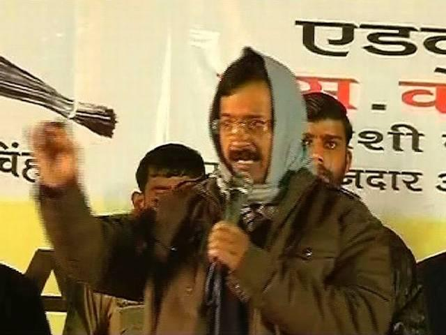 kejriwal; avoid election commission notice