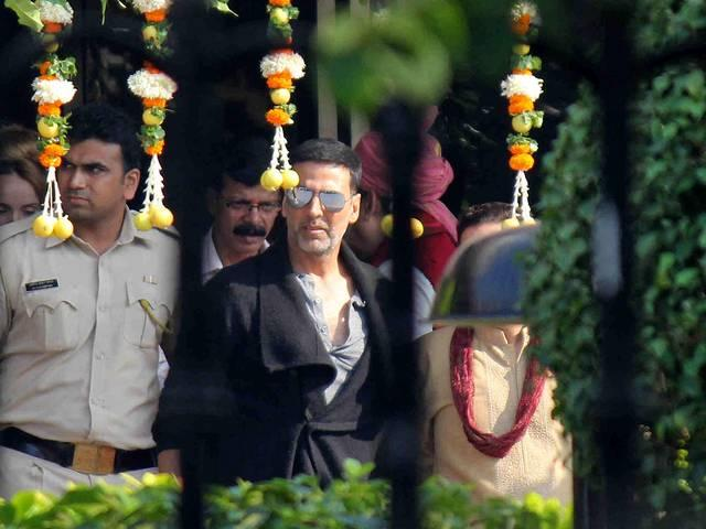 akshay kumar speaks baout his upcoming movie baby