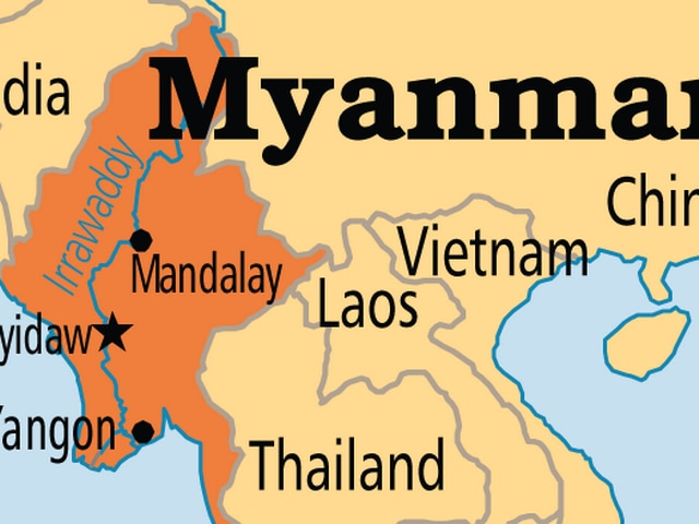 Myanmar parliament agrees on seeking chemical weapon convention membership