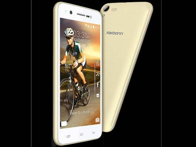 Karbonn launches Titanium Mach One, prices it at Rs 6,990 on Snapdeal