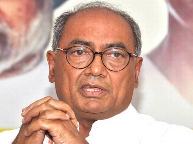 Kiran Bedi was critical of BJP just a year ago, says Digvijay Singh