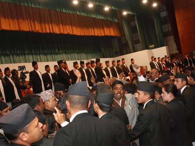 Nepal Parl adjourned as deadline ends for new Constitution