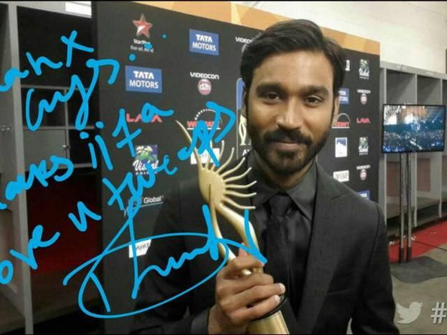 dhanush appointed the brand ambassador of seven up