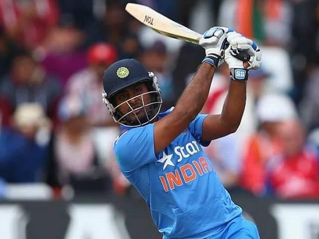 Team India_Ambati Rayudu_World Cup 2015_BLUE 15_Australia_Middle Order Batsman_