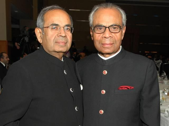 Hinduja brothers only Britons in world's top 80 billionaires list