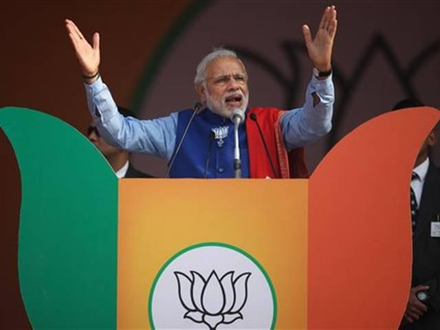 Modi to hit Delhi campaign trail next week
