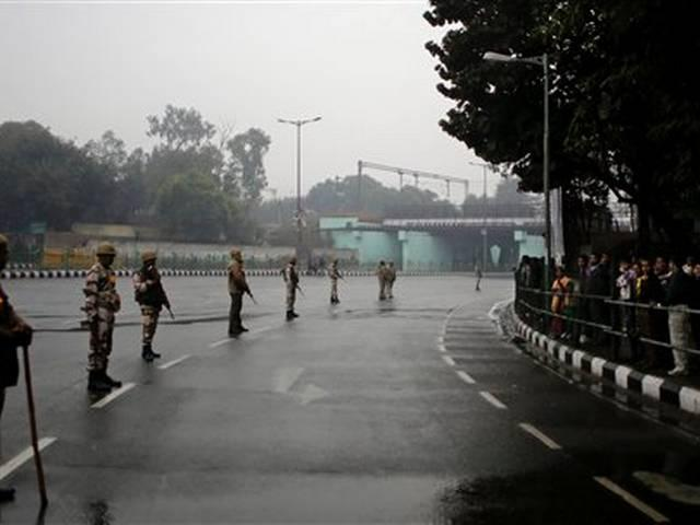 Unprecedented security cover in Capital for R-day