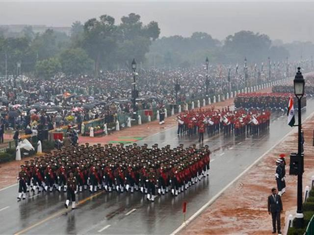 Republic Day parade: 5 things which happened for first time