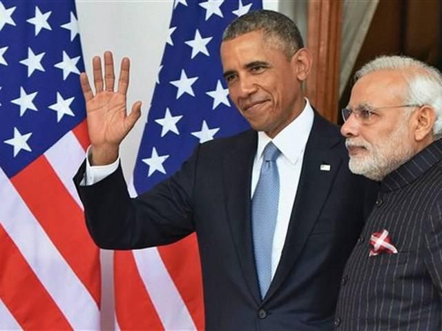 Pakistani media highlights President Obama's India visit, nuclear deal