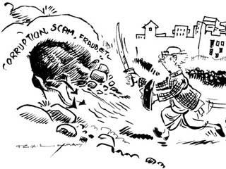 Common Man's cartoonist, RK Laxman passes away at 94