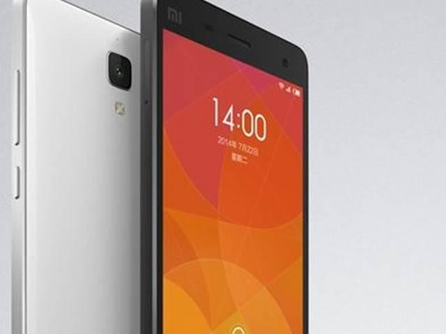 chinese phone company xiaomi to launch its mi 4 model today