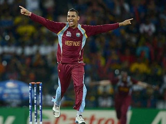 Sunil Narine_Westindies_World Cup 2015_Bowling Action_
