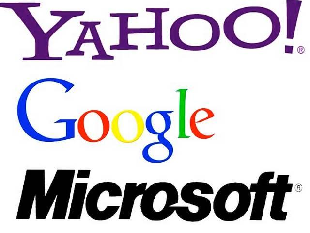 GOOGLE , YAHOO MICROSOFT GET NOTICE TO BAN SEXUAL ADVERTISMENT