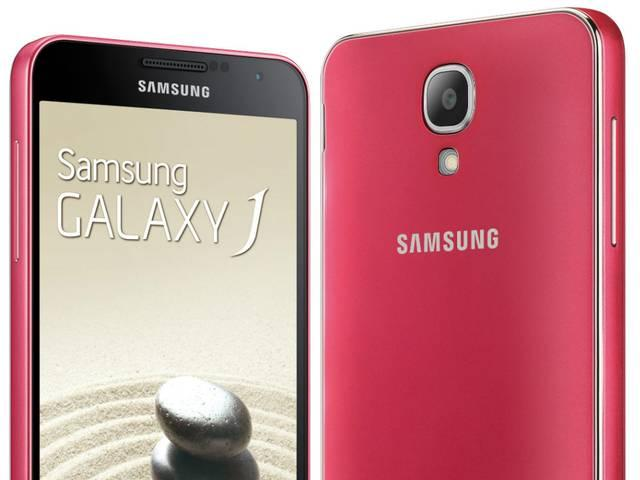 samsung launches its new phone galaxy j1
