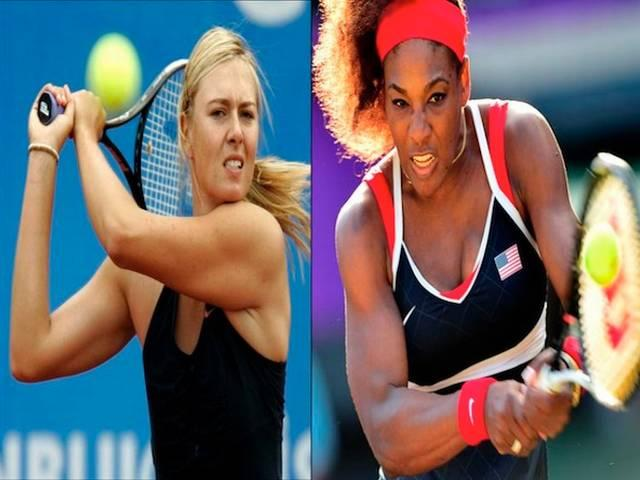 serena williams_maria sharapova_