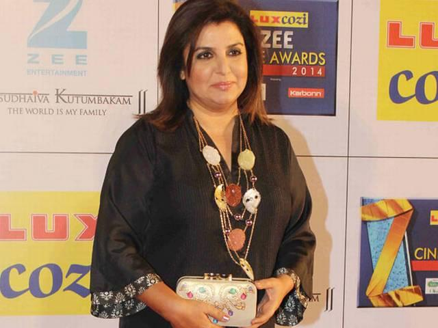 farah in no hurry for new film