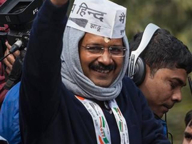 aap will form government on February 15