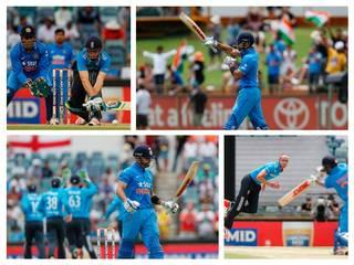 England's win over India Tri-Series