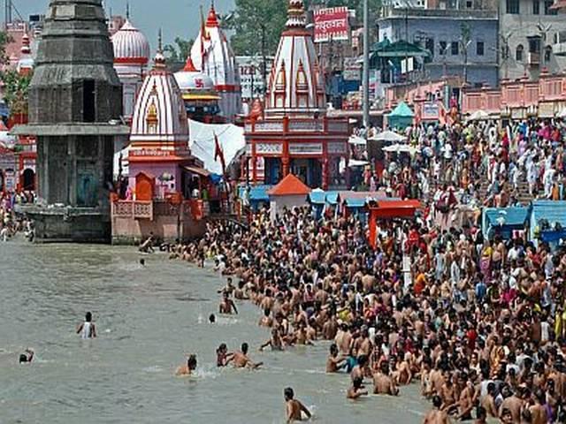 up government to arrange free pilgrimage of haridwar and rishikesh