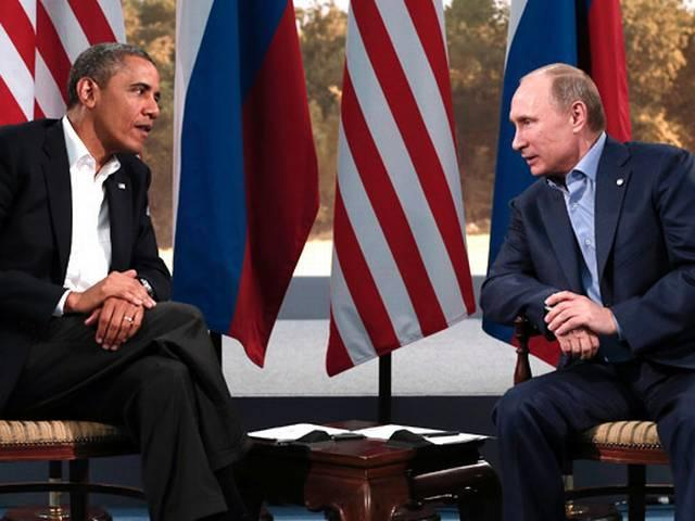 there is no sense in a war between us russia says obama