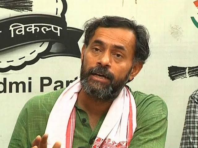 yogendra yadav to make a new party