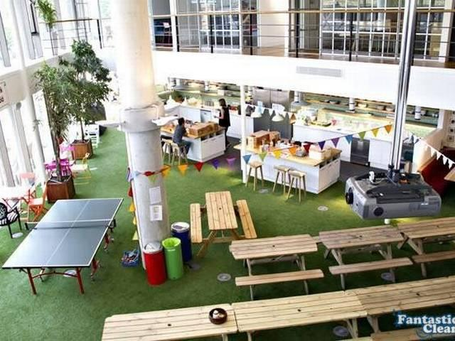 Top coolest offices in UK