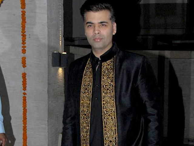 If it's not your cup of tea, don't drink it: Karan Johar on AIBRoast row