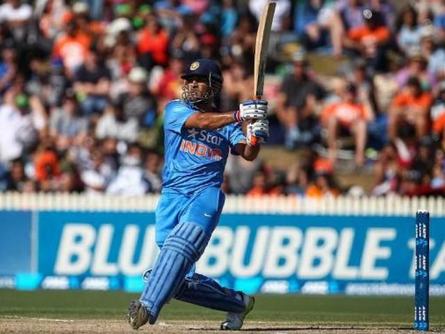 Team India_Pakistan_Mahendra Singh Dhoni_Captain_World Cup 2015_BLUE 15